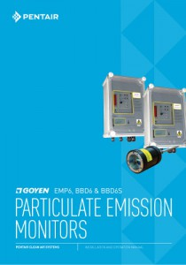 EMP6, BBD6, BBD65 Particulate emission monitors