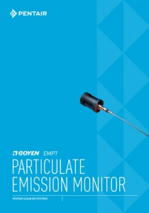EMP7 Particulate emission monitor